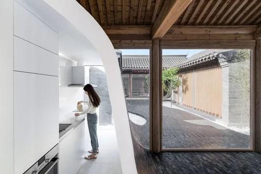 Kitchen. Image © Wang Ning, Jin Weiqi