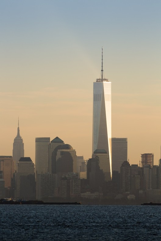 One World Trade Center / SOM. Image © James Ewing