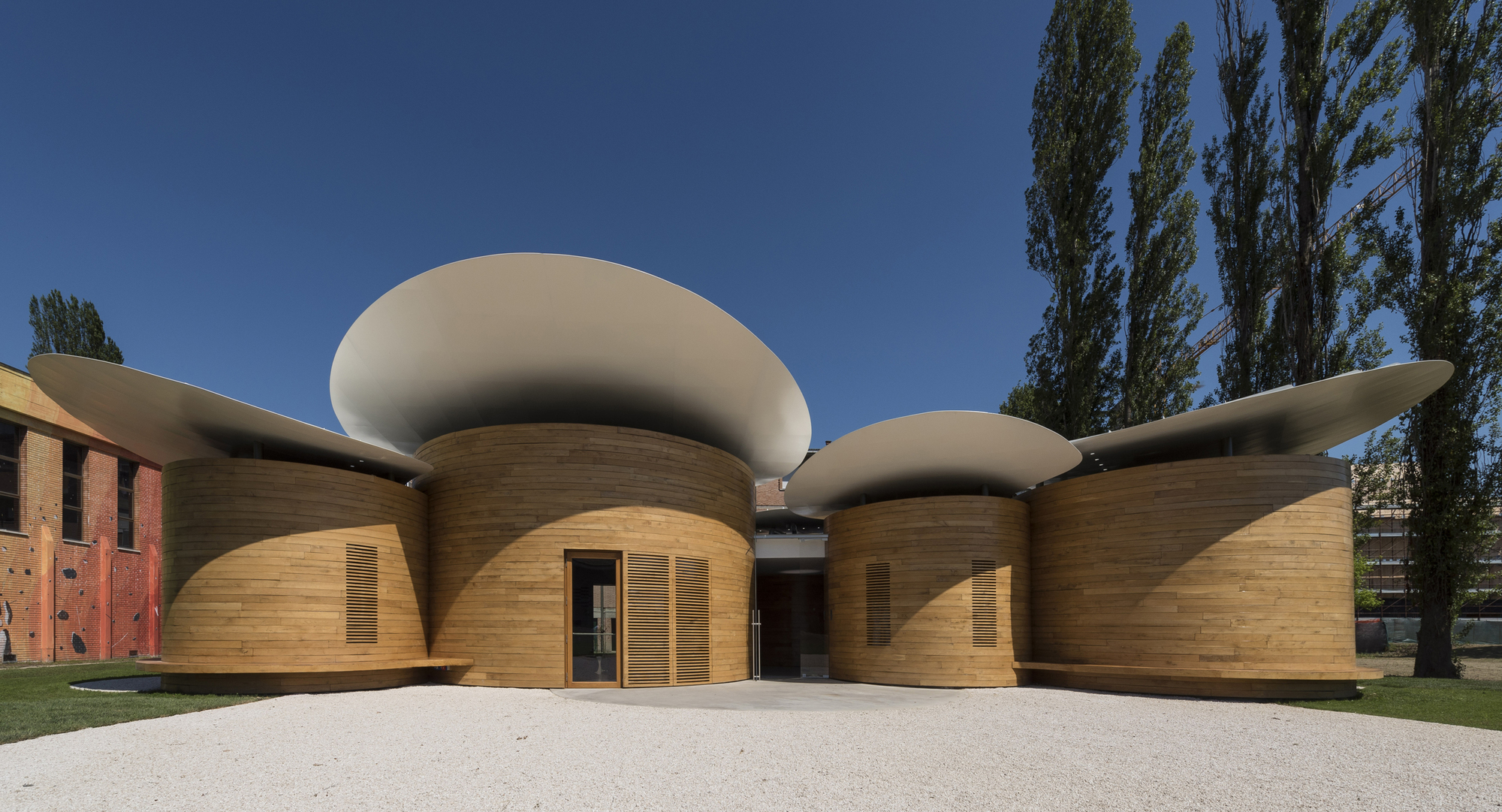 House of Music  Mario Cucinella Architects  ArchDaily