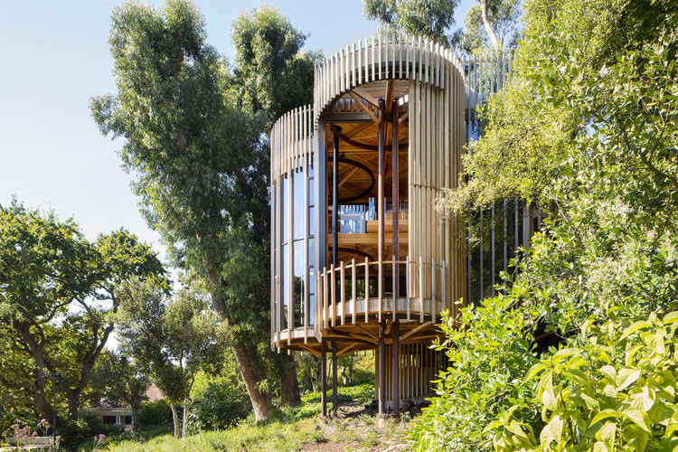 Tree House  Malan Vorster Architecture Interior Design