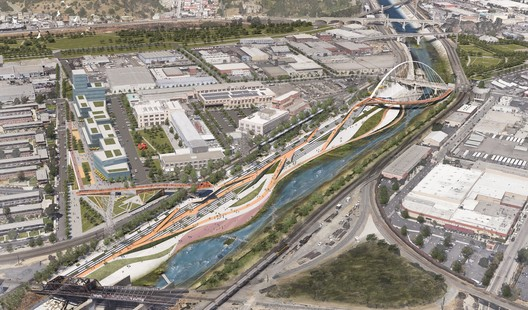 From the Los Angeles River Downtown Design Dialogue (City of Los Angeles, Bureau of Engineering). Used by Permission from WSP