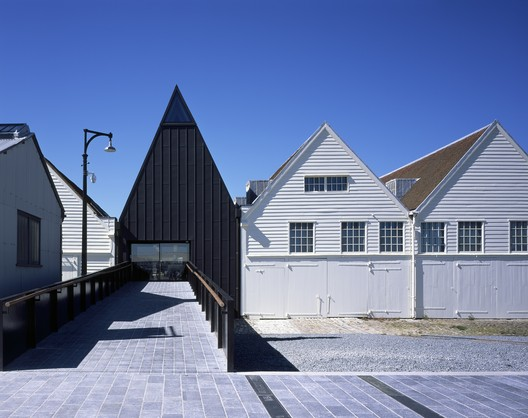 Command of the Oceans / Baynes and Mitchell Architects © Hélène Binet