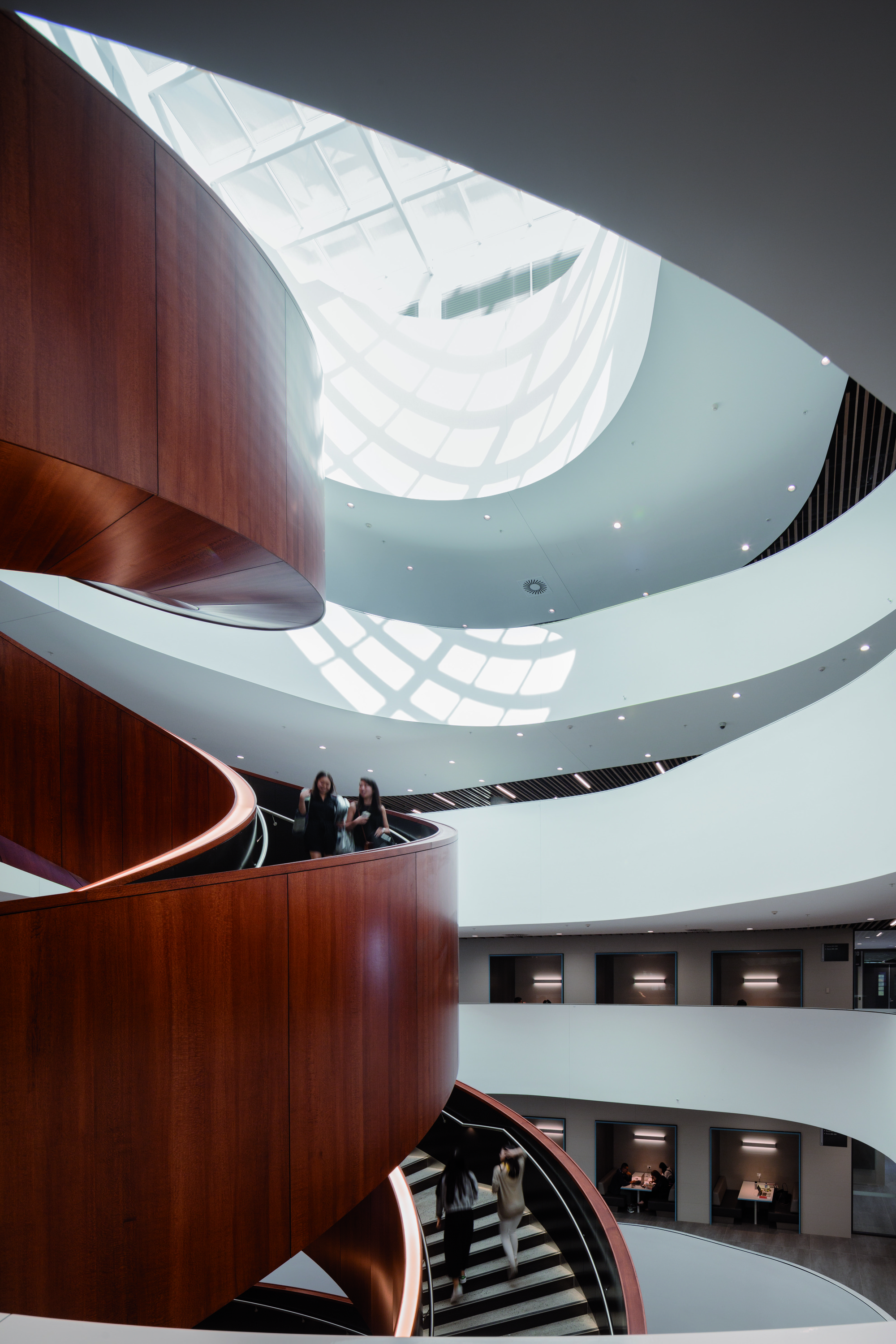 University of Sydney Business School  Woods Bagot  ArchDaily