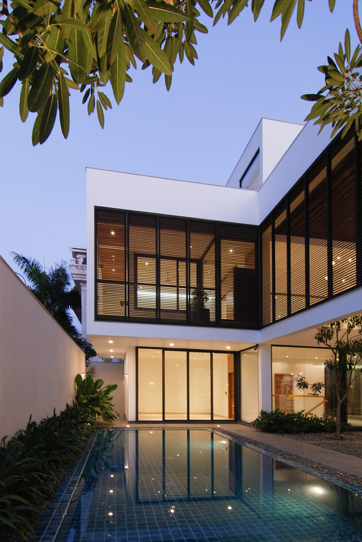 Eden Villa Xyz Architects Archdaily