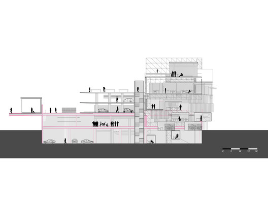Section of Ivy City Redux project. Image Courtesy of Sekou Cooke