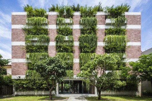 Hotel and Leisure: Vo Trong Nghia Architects / Atlas Hotel Hoi An. Image Courtesy of WAF