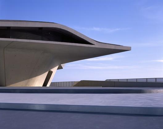 Transport: Zaha Hadid Architects / Salerno Maritime Terminal. Image Courtesy of WAF