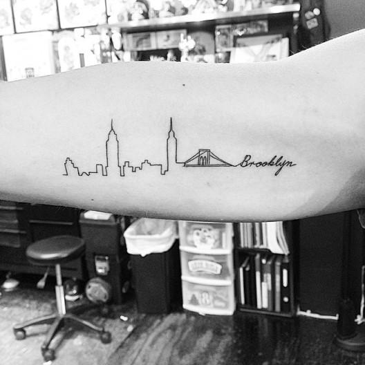 Little Tattoos. <a href='https://www.pinterest.se/pin/510806782717470616/'>Via Pinterest</a>