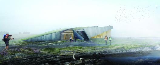 Culture: Rørbæk og Møller Arkitekter / Maritime Museum. Image Courtesy of WAF