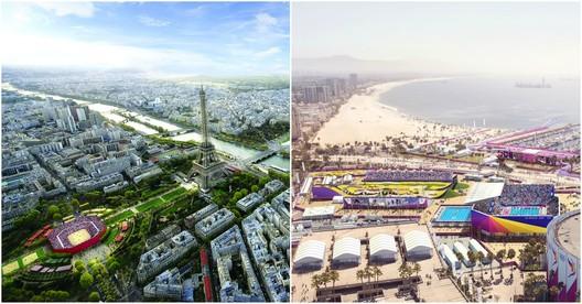 Paris 2024, LA 2024