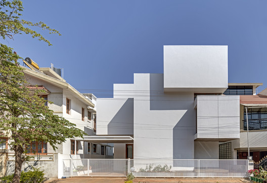Padival House / Anahata. Image © Shamanth Patil J.