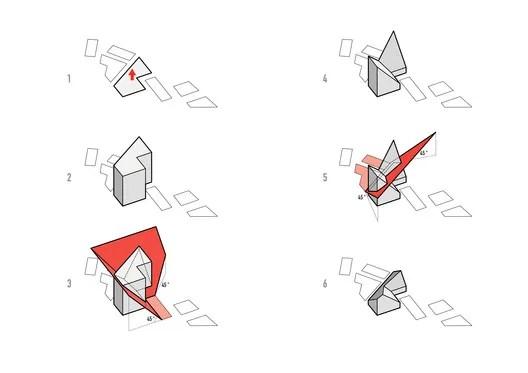 Concept diagram. Image © MVRDV