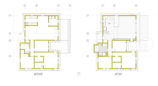 Before / After Plan
