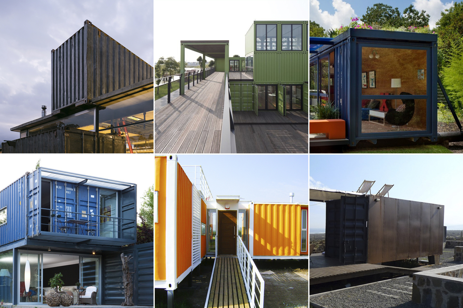 Best Kitchen Gallery: Gallery Of Method In Modular 10 Floor Plans Using Shipping of Shipping Container Architecture on rachelxblog.com