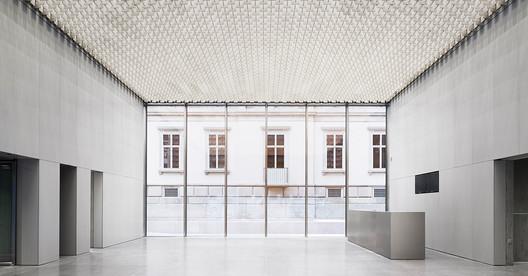 Fine Arts Museum / Barozzi/Veiga. Image © Simon Menges