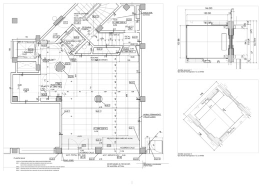 Ground Floor Plan Details