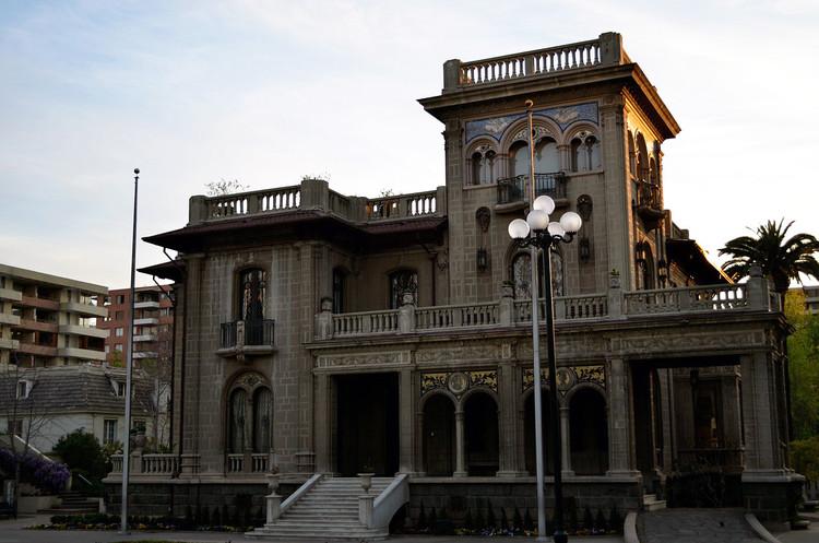 Chile abren concurso para disear nuevo edificio