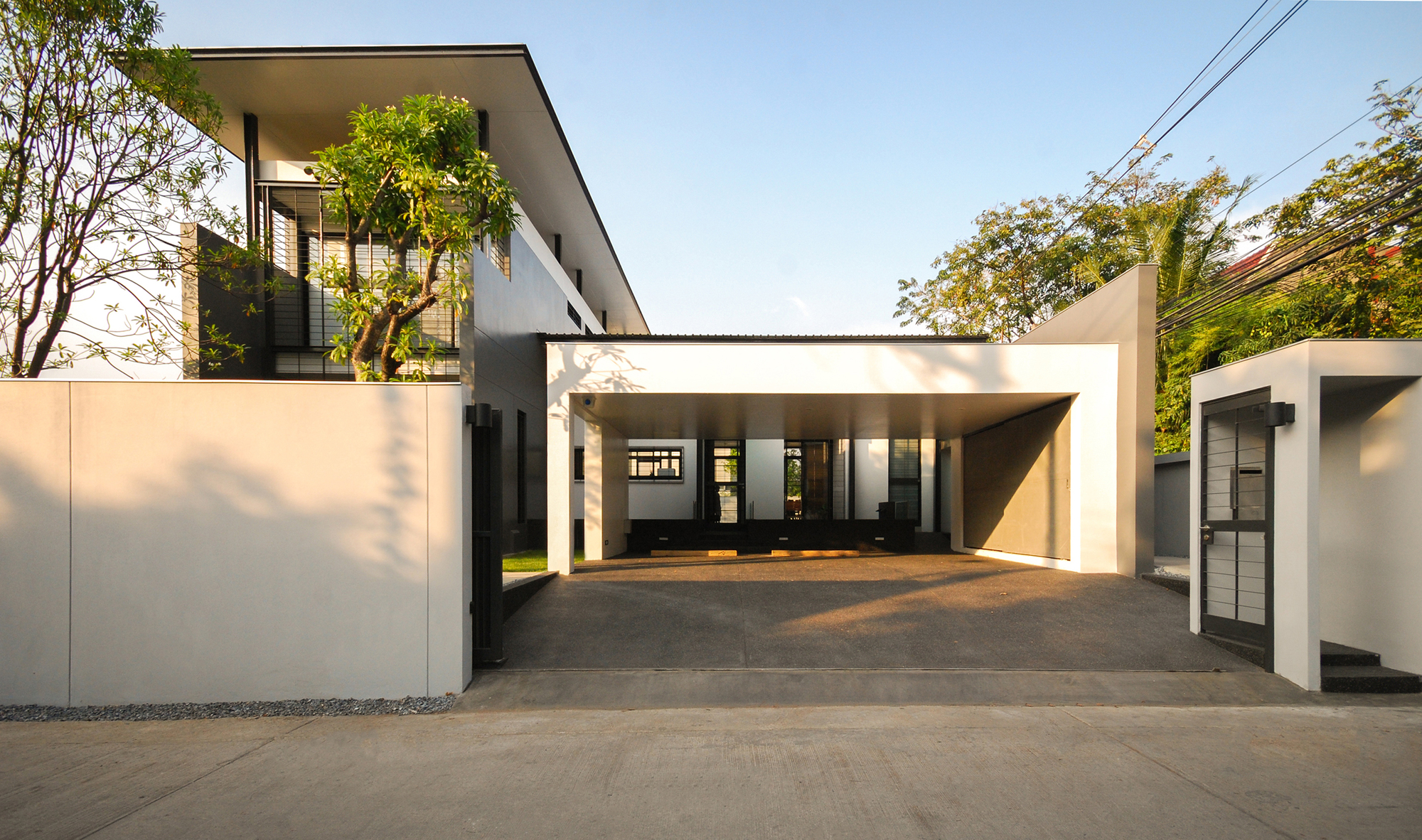 Galer De Three House Junsekino Architect And Design - 7