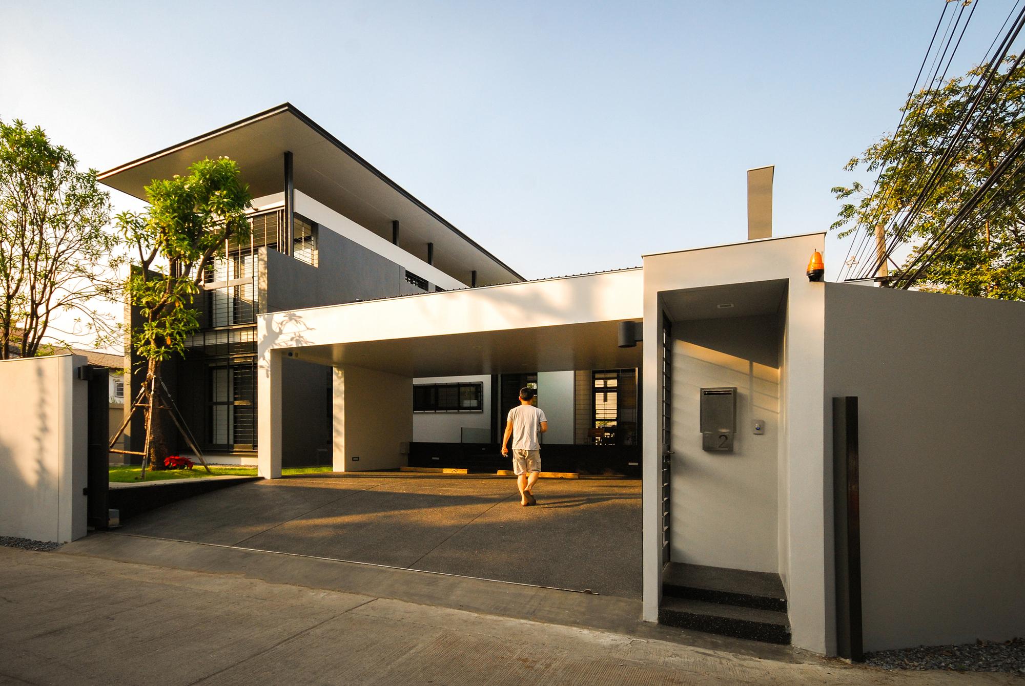 Three House Junsekino Architect And Design Archdaily