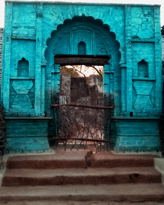 Pahara Village in Uttar Pradesh. Image © Priyanshi Singhal