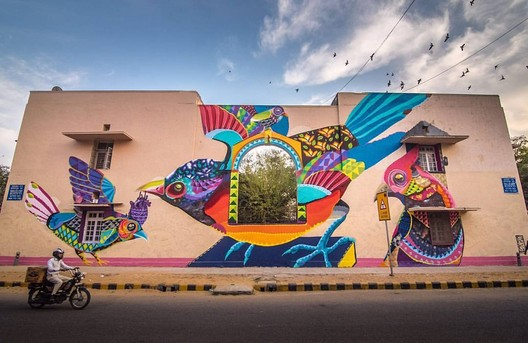 9 Colors of the Soul by SENKOE, Lodhi Colony, Delhi
