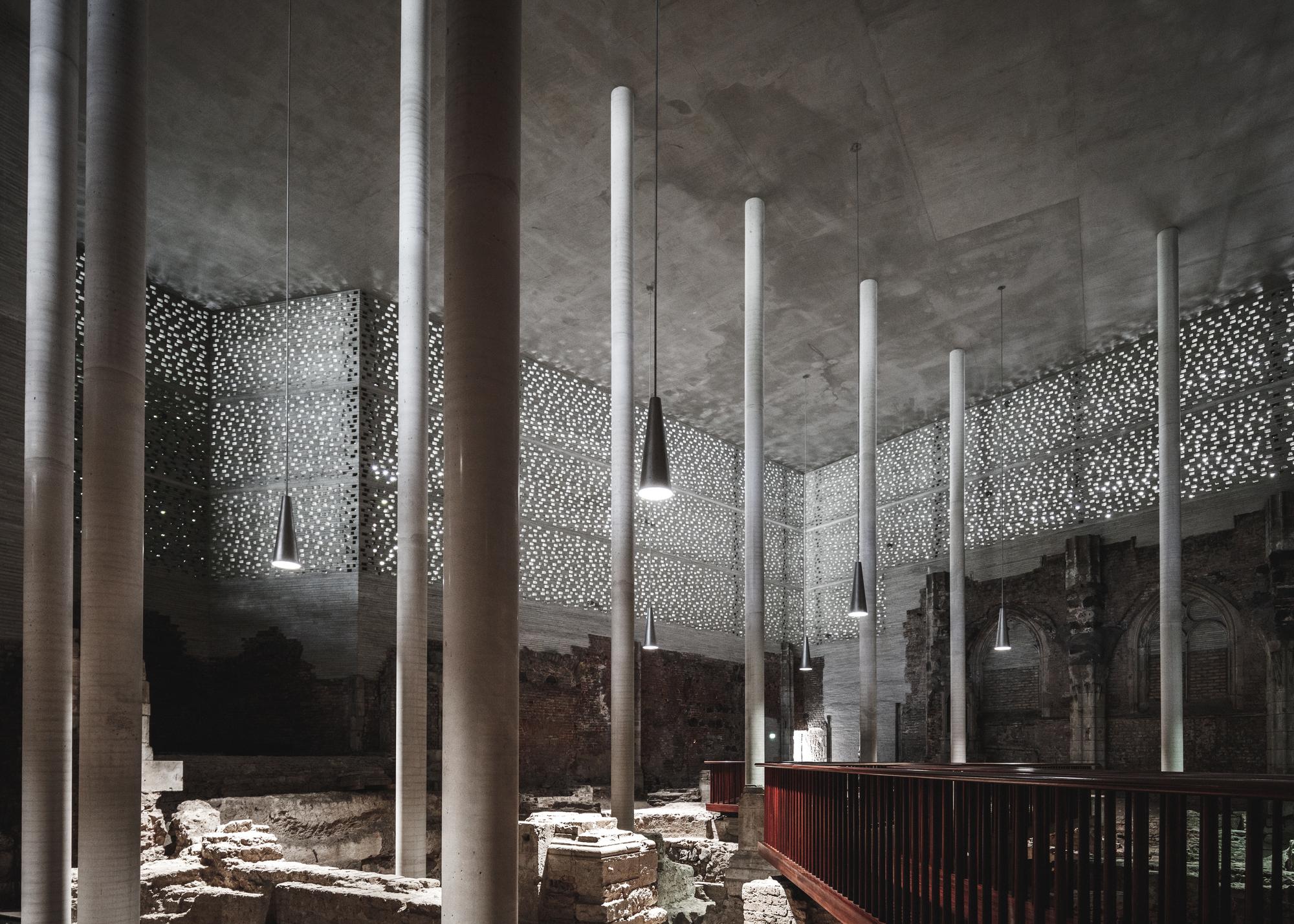 Peter Zumthor' Kolumba Museum Lens Rasmus Hjortsh - 22