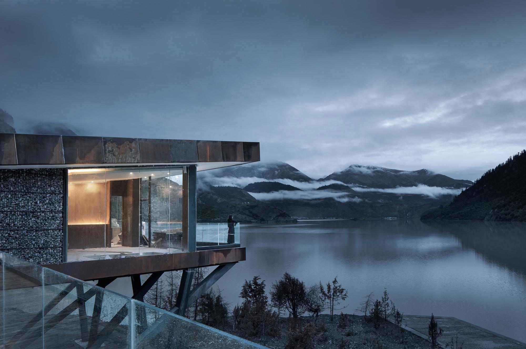 Galer 237 A De Camping Lago Ranwu Xiao Yin Architecture
