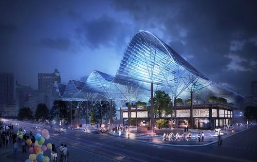 Courtesy of HUNI Architectes