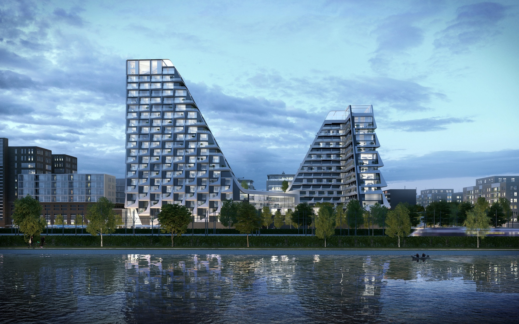 Gallery of Peter Pichler Architecture Wins Competition for