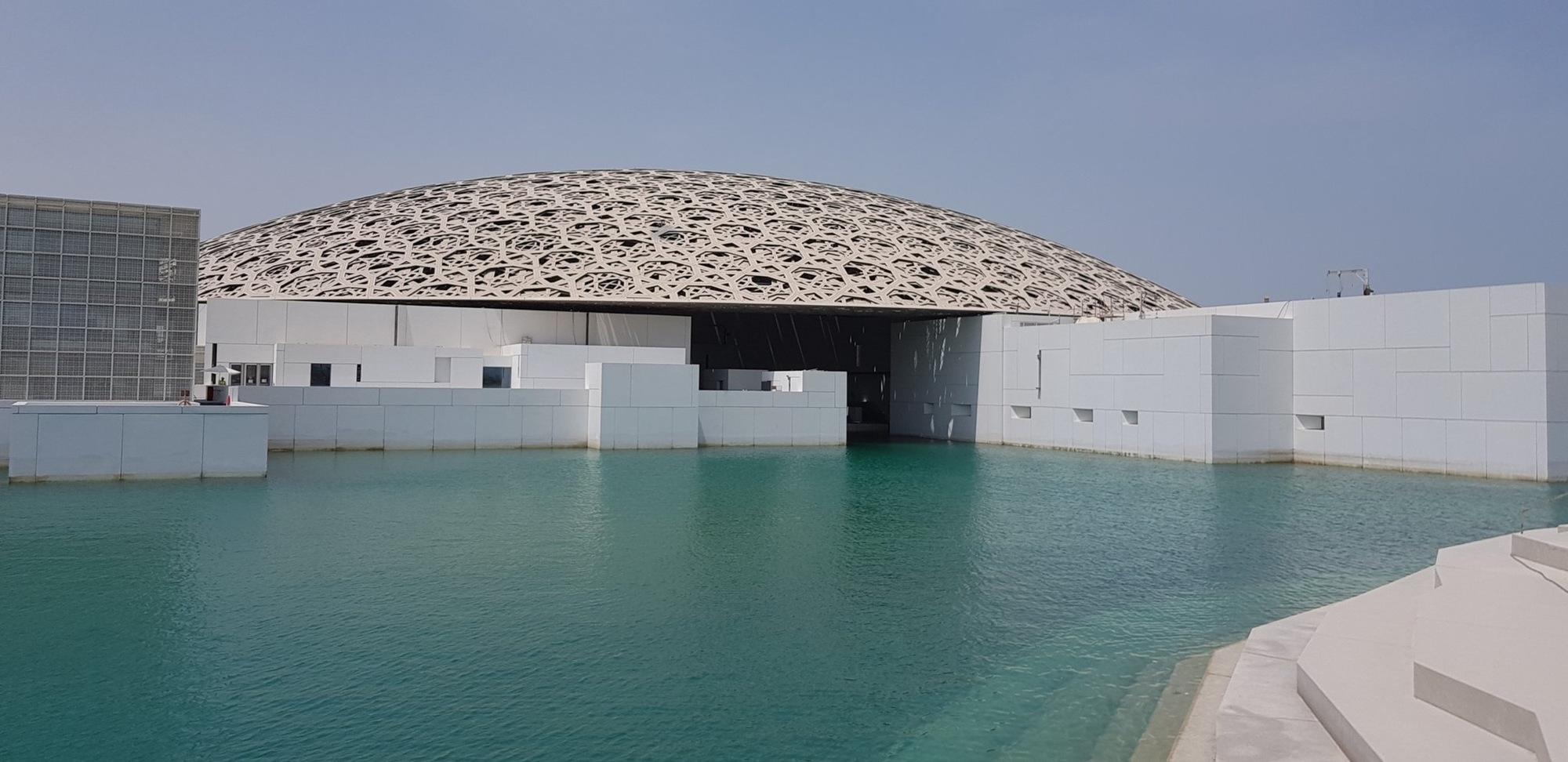 Sneak Peek Jean Nouvel' Louvre Abu Dhabi