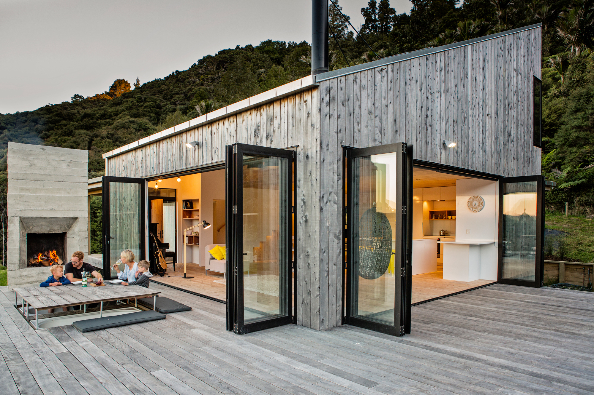 Best Kitchen Gallery: Back Country House Ltd Architectural Design Studio Archdaily of Architectural Design  on rachelxblog.com