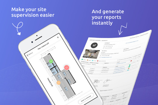 Archireport: the construction app for the field