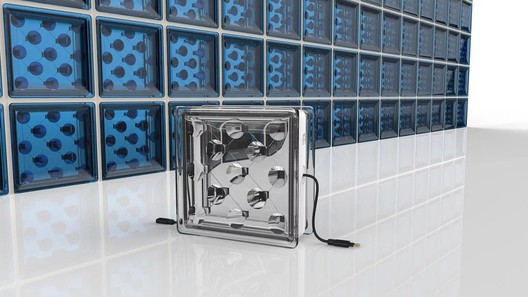 Solar Squared: A Glass Block That Generates Electricity – Free