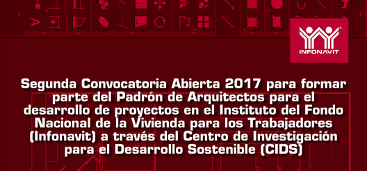 Segunda Convocatoria Abierta 2017 Para Formar Parte Del