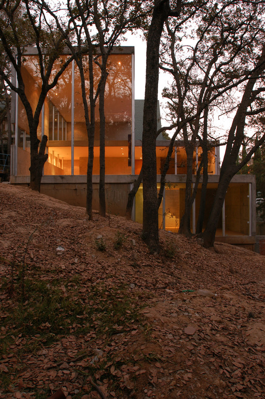 Sayavedra House, Sayavedra County, State of Mexico, 2006. Image Courtesy of Taller de Arquitectura Mauricio Rocha + Gabriela Carrillo