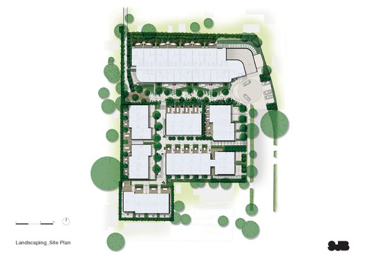 Landscaping / Site plan