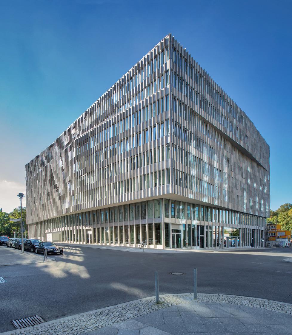 Barkow Leibinger Bertha Berlin Office Building