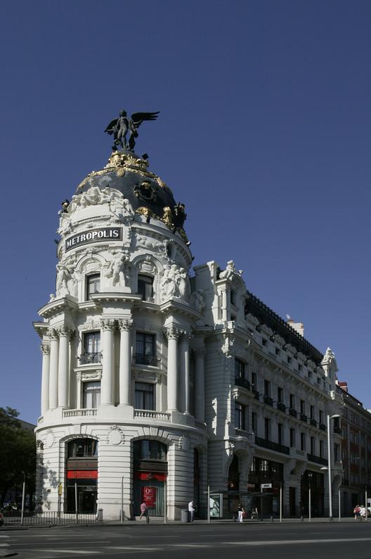 Edificio Metrópolis / Jules Fevrier + Reymond Fevrier + Luis Esteve Fernández-Caballero. Image Cortesía de XIV Semana de la Arquitectura