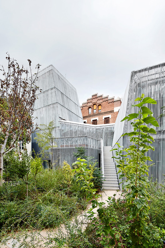 Fundación Francisco Giner de los Ríos / Joaquín Kramer Arnaiz. Image Cortesía de XIV Semana de la Arquitectura