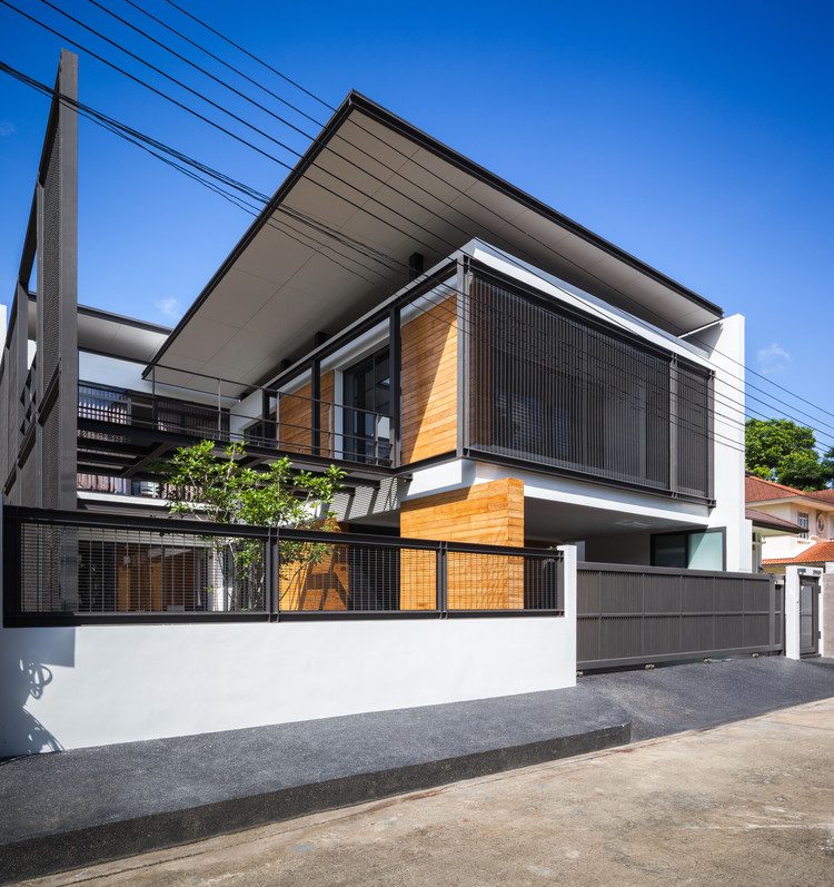 P K House Junsekino Architect And Design Archdaily