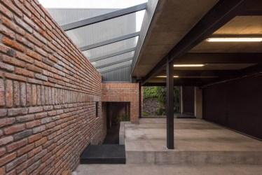 arquitectura casa arco ar contemporanea archdaily