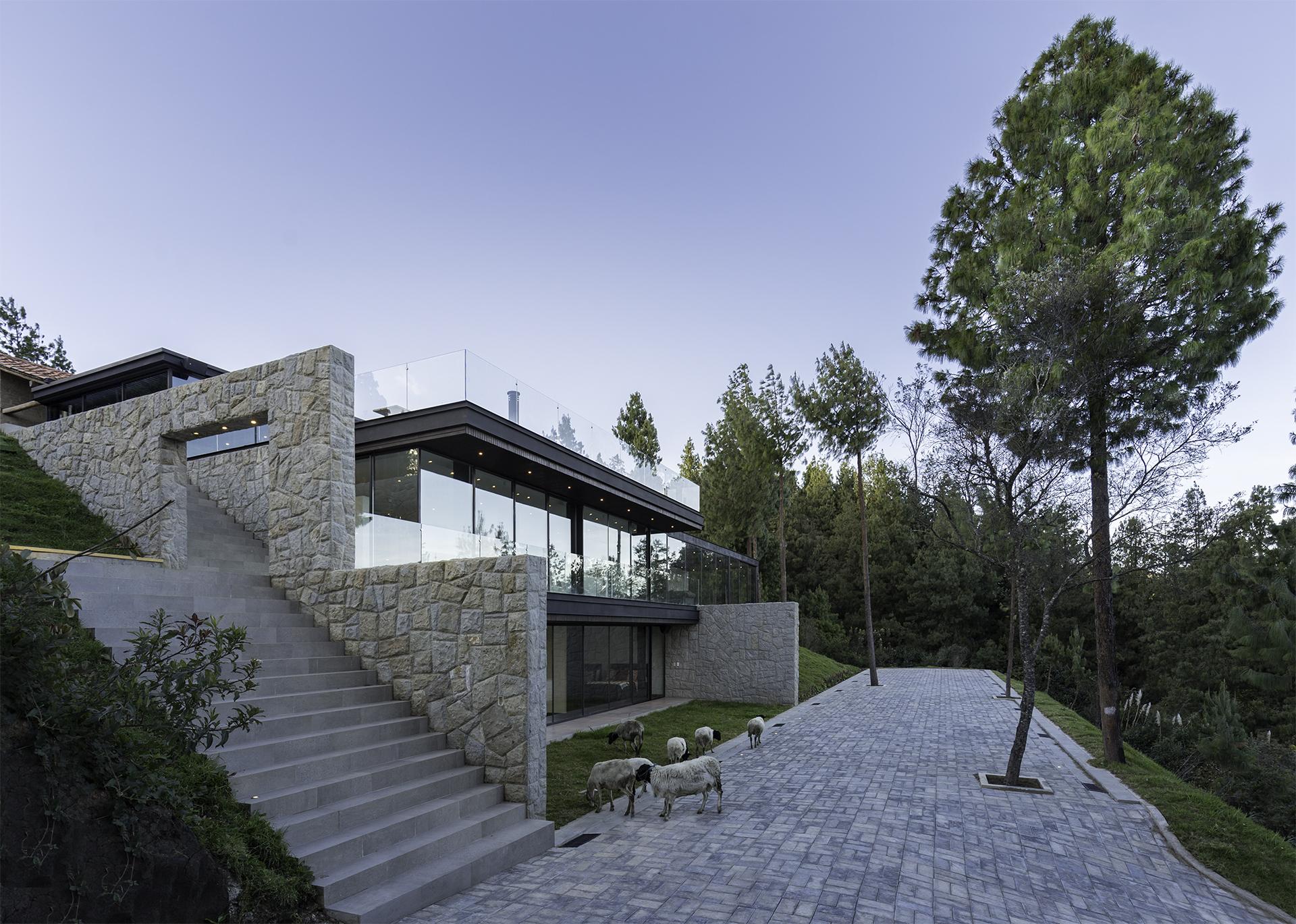 High Plain House Andr Argudo - 13
