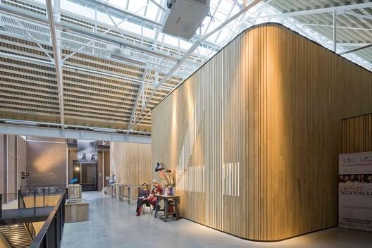 Courtesy of JHK Architecten + Verlaan & Bouwstra architecten
