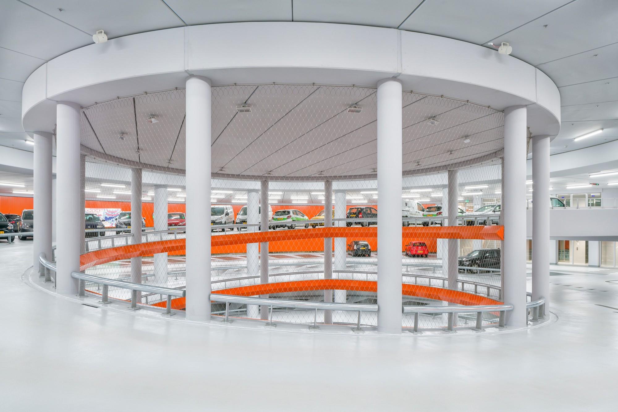 Gallery of Lammermarkt Parking Garage  JHK Architecten  2