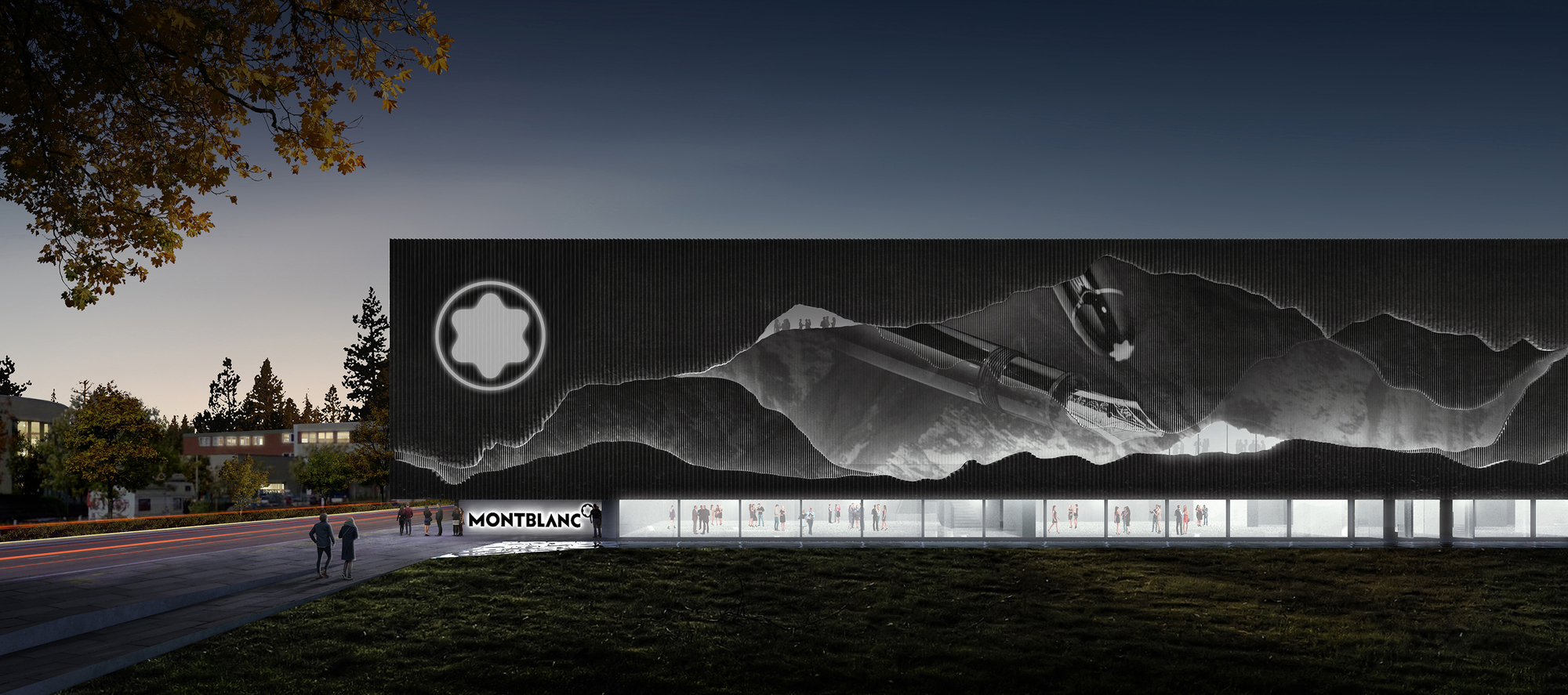 Gallery of Nieto Sobejano Arquitectos Reveal Design of the New Montblanc Museum in Hamburg  3