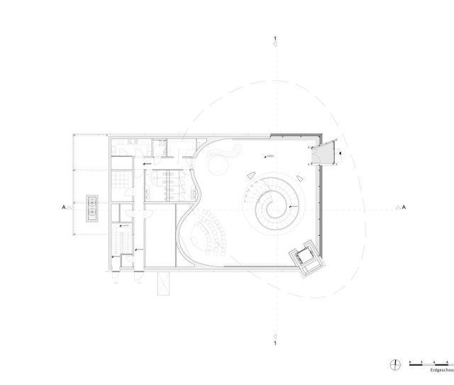 Paneum Centerground Floor Plan