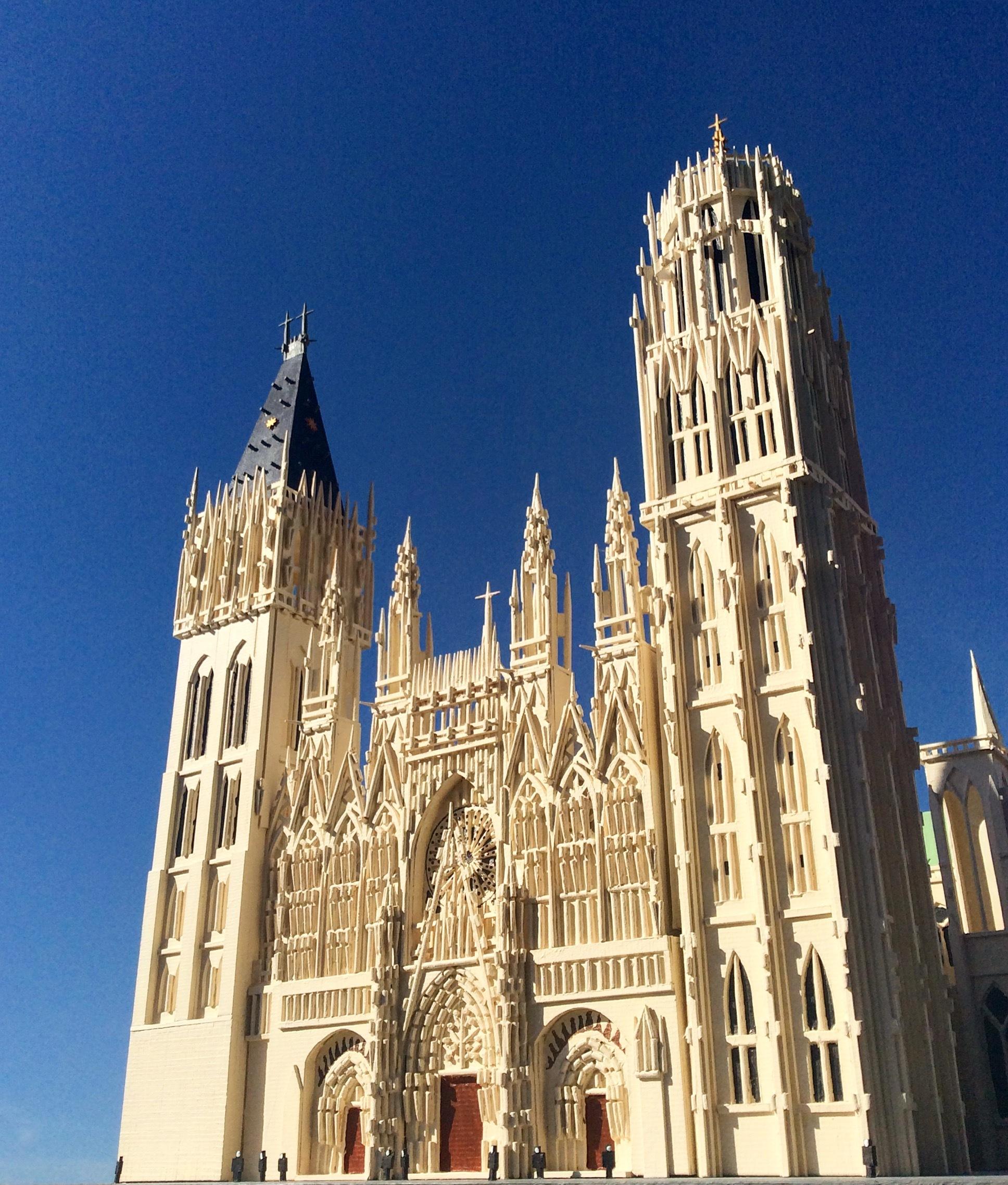 Gothic Architecture Model
