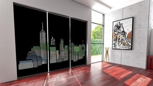 Curtain source: Amazon. Image via https://www.demilked.com/shadow-art-blackout-blinds/