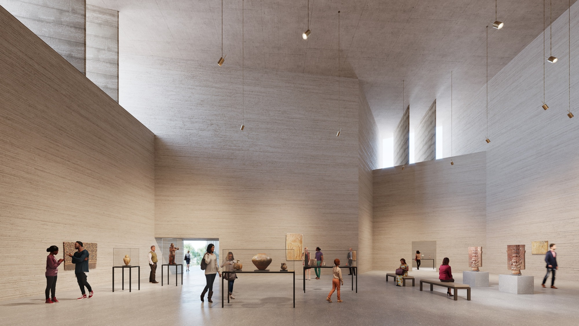 Lacma Reveals Renderings And Drawings