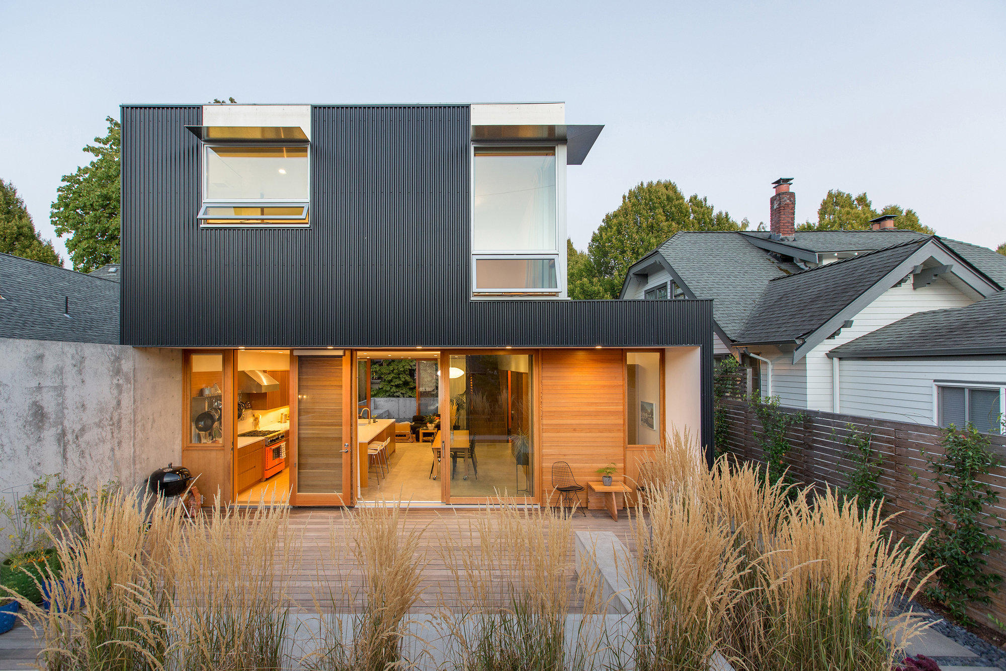 Hill House Design Architecture